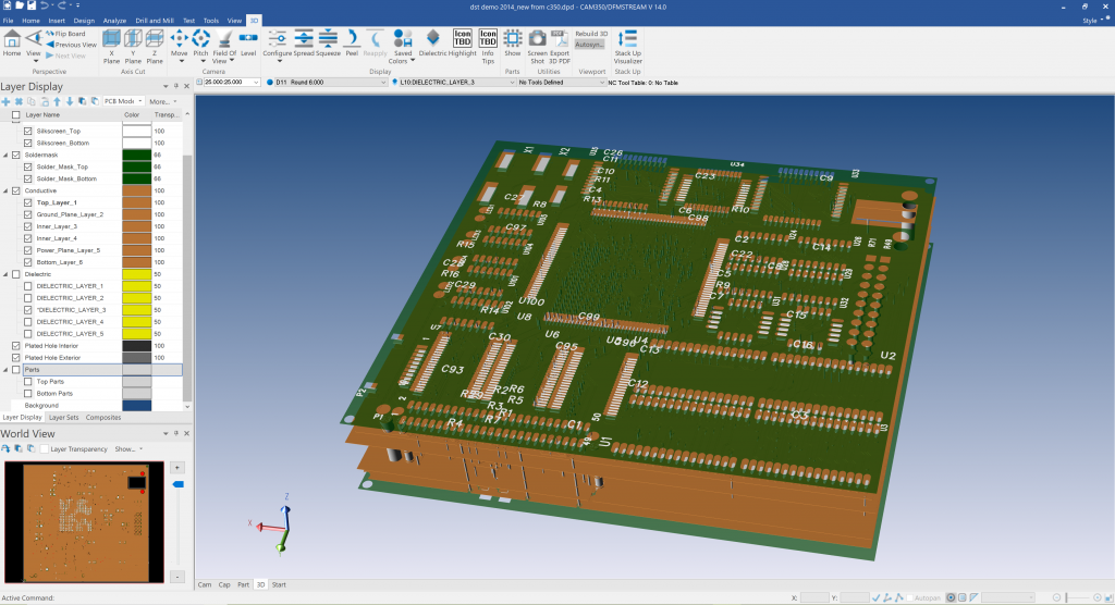 DownStream Technologies - Solutions for Post Processing PCB